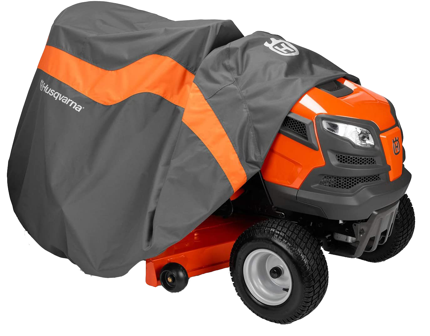 husqvarna 254f mower cover